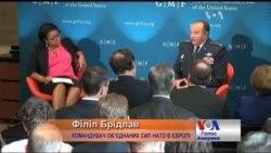 Росія розміщує в Сирії зброю, яка не направлена на боротьбу з ІДІЛом - генерал Брідлав. Відео