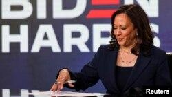 Senator California Kamala Harris