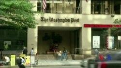 Ось як американські журналісти відстоюють свої права. Відео