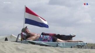 Նիդեռլանդներում արգելում են պառկելու հենակներ վարձել լողափին