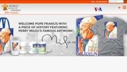 Regalos del Papa llegan a las tiendas