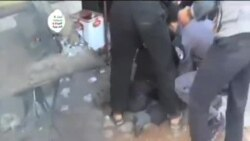 敘利亞政府空襲導致40人喪生