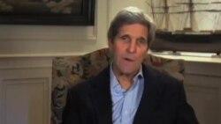 جان کری: فعالیت های گذشته ایران کانون تمرکز مذاکرات اتمی نیست