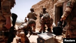 La force Barkhane a débuté la phase finale du transfert de la base de Kidal