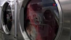 Robot lavandero
