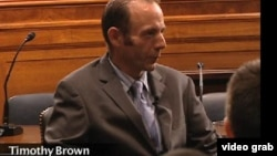 Ông Timothy Brown, một bệnh nhân được chữa khỏi HIV