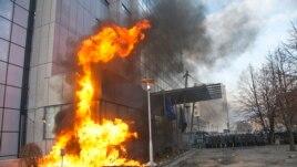 Përleshje të dhunshme në Prishtinë