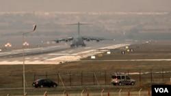 ترکیه توافق استفاده از پایگاه نظامی انچرلیک را رد نمود