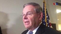 Senador Bob Menéndez habla sobre iniciativa de TPS para venezolanos