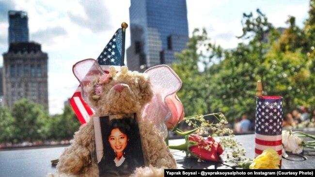 11 Eylül'ün 20. Yıldönümünde Hüzünlü Anma