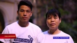 HRW kêu gọi phóng thích 3 mẹ con nhà hoạt động dân chủ Cấn Thị Thêu trước phiên toà 5/5