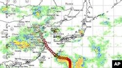 چین میں سمندری طوفان کا خطرہ، حفاظتی اقدامات جاری