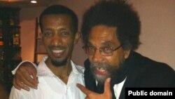Gama bitaatii Abdul Salaam,ka isatti aanu Dr.Carl West qabsaahaa mirga nama Amerikaa fi kitaaba hedduu barreessuun beekamu