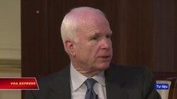 Ông McCain nhắc tới TQ trong tuyên bố về USS Carl Vinson