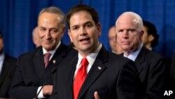 Thượng nghị sĩ Marco Rubio thuộc đảng Cộng hòa