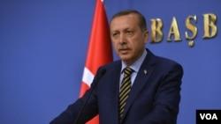 ນາຍົກລັດຖະມົນຕີ ເທິກີ ທ່ານ Recep Tayyip Erdogan