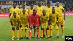 The Zimbabwe Warriors