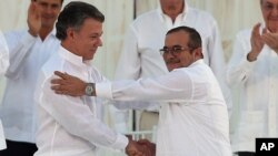 Los acuerdos de paz y los esfuerzos por conseguirla han sido razona tradicional para otorgar los premios Nobel de la Paz en el pasado.