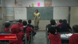 'Lớp học hạnh phúc' tại Ấn Độ