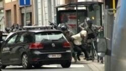Escenas de la captura de Salah Abdeslam