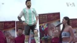 'Happy Birthday to Messi!'