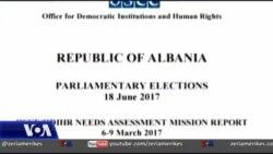 Zgjedhjet, ODIHR: Duhen 330 vëzhgues në Shqipëri