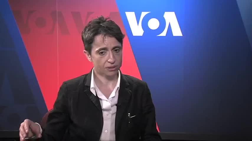 Маша Гессен о Путине, правах человека и СМИ в России
