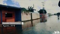 Ciudadanos se han visto gravemente afectados por inundaciones en Apure, Venezuela