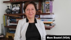 Seroka Odeya Doktoran a Îstenbul'ê Prof. Dr. Pinar Saîp