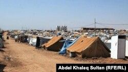 Iraq/Syria/Kurdistan - Refugee camp for Syrian refugees in Domeez, Duhok, 04Jul2013
