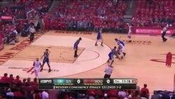 НБА: Хјустон намали против Голден стејт на 3:1