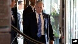 Министр обороны США Джим Мэттис (архивное фото)