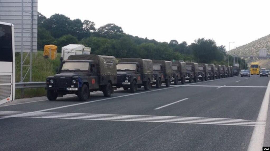 Zhbllokohet në Greqi rruga për një mision ushtarak shqiptar