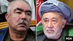 لوی څارنوالی افغانستان به تازگی گفته است که قضیه آقای دوستم و آقای ایشچی به ستره محکمه محول شده است