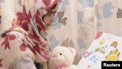 """Pakistanka Malala Jusufzai u bolnici """"Kraljica Elizabeta"""" u Londonu"""