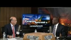 Ayiti-Etazini: Anbasadè Kenneth Merten di Lavwadlamerik Etazini Paka Tan pou Wè yon Prezidan Prete Sèman 7 Fevriye 2017 an Ayiti