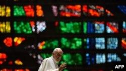 Chuyến đi Brazil của Đức Giáo Hoàng Phanxicô