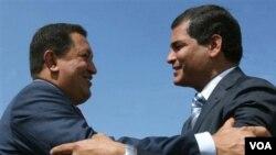 Chávez aseguró que otra injerencia de EE.UU. es la caída de la bolsa peruana tras el triunfo de Ollanta Humala.