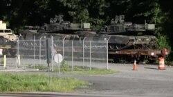 Тенкови, огради, полиција, знамиња, озвучување.. Вашингтон се подготвува за грандиозна прослава на 4 Јули