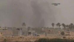 Irak IŞİD'le Mücadeleyi Yoğunlaştırdı