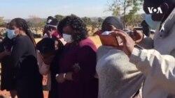 Mutori weNhau Sandra Nyaira Achiradzikwa ku Warren Hills muHarare neMugovera