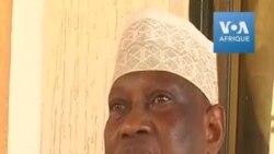 A peine sorti de prison, Hama Amadou sensibilise sur le coronavirus