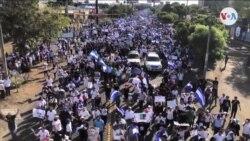 Nicaragua: un año de lucha desde el exilio