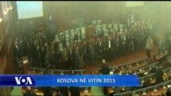 Kosova në vitin 2015