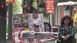 Luật Báo chí sửa đổi chưa công nhận báo chí tư nhân