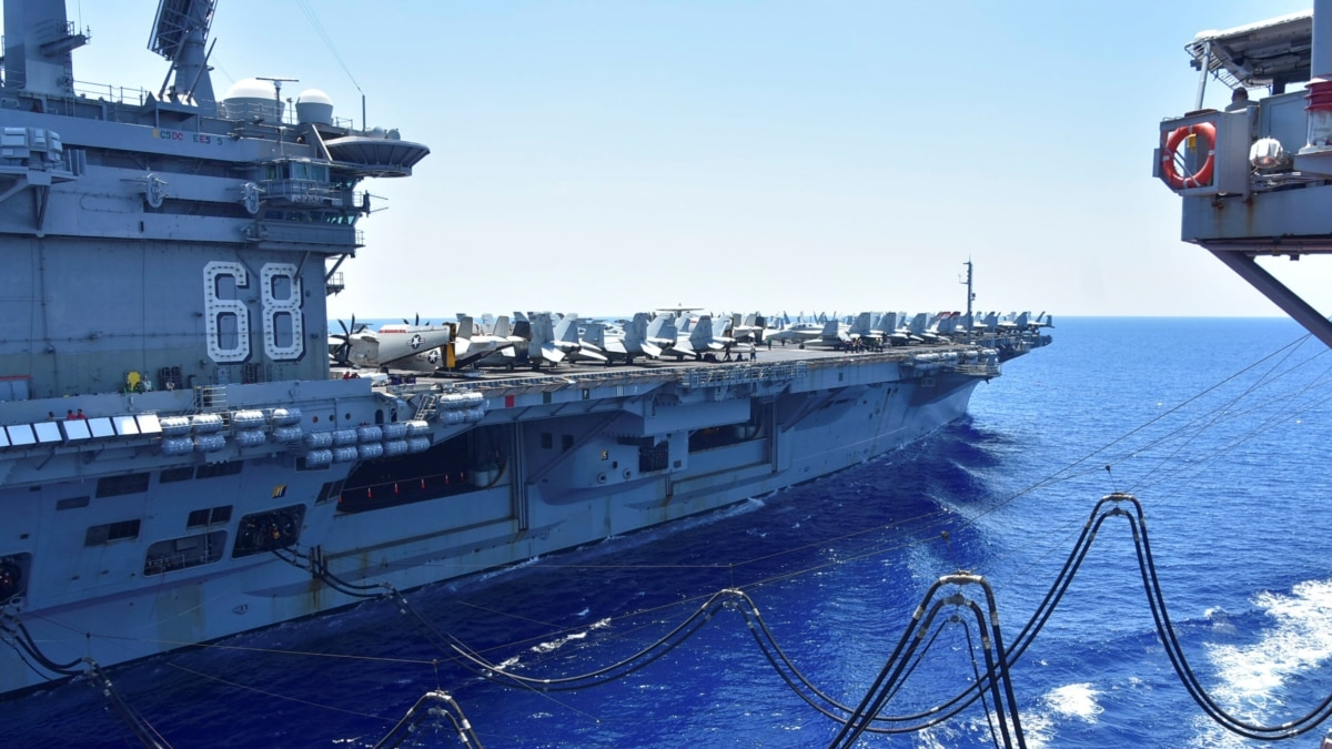 US-China Tensions Rise in South China Sea Dispute