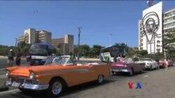 ကားေဟာင္းႀကီးေတြနဲ႔ စြဲေဆာင္ထားတဲ့ Cuba