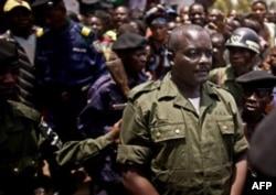 20 yıl hapse mahkûm olan Yarbay Daniel Kibibi