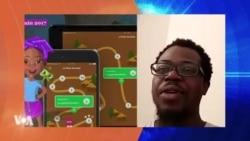 Diaddou Cissé, concepteur d'une application pour apprendre les langues africaines