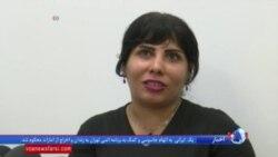 اولین گفتگوی ندا امین، بلاگ ایرانی بعد از ورود به اسرائیل